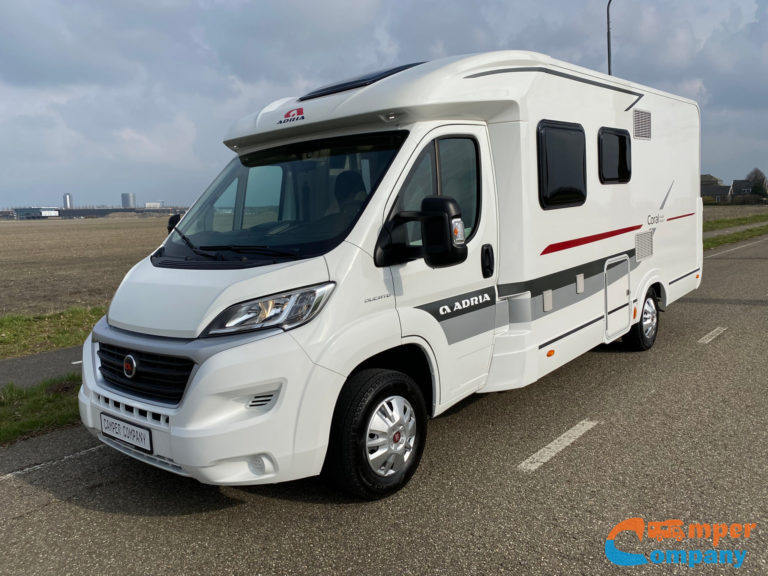 Adria Coral Axess S 600 SCT