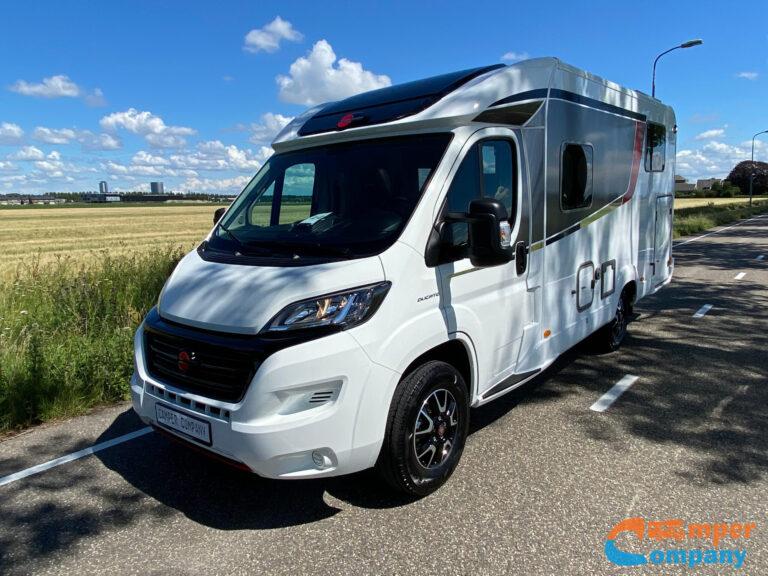 Bürstner Travel Van T 620