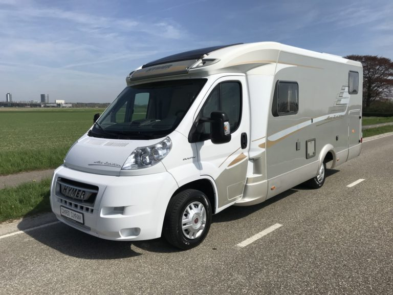 Hymer 674 Star Edition