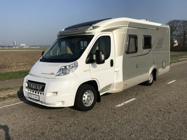 Hymer 654 Exclusive Line