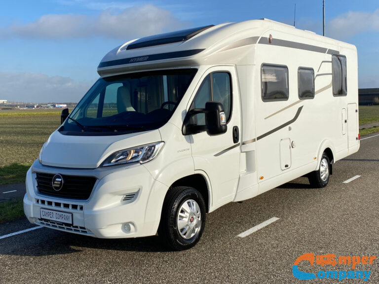 Hymer T 698 CL