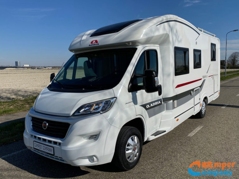 Adria Matrix Plus M 670 SC